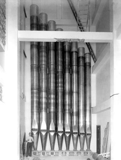 Atlantic City Convention Hall Organ Boardwalk Hall Pipe